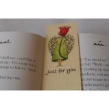 Wooden Bookmark - Just For You