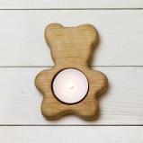 Teddy Bear Tea-light Holder