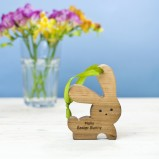 Personalised Bunny Ornament