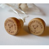 Personalised Wine Bottle Stopper Party Gift