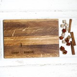 Chef's Knife Personalised Cutting Board