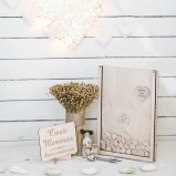 Personalised Wedding Dropbox Guestbook