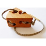 Cheese - Montessori Toy For Fine Motor Skills