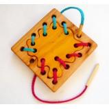 Sew Cool - Tailor Set, Montessori Toy