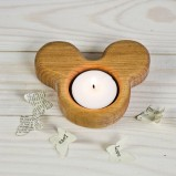 Micky Mouse Te-alight Holder