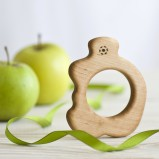 Organic Teether Apple