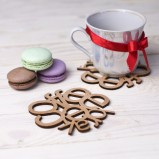 offee Break Coaster Set