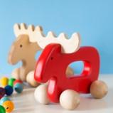 Moose Massage Toy