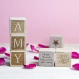 Personalised Artisan Blocks