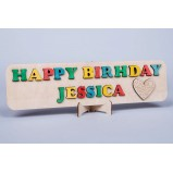 Happy Birthday Personalised Puzzle