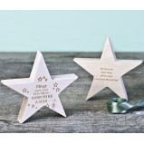 'Born To Be A Star' New Baby Star Keepsake