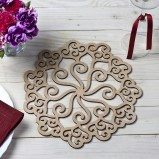 Folk Art Eco Place Mats