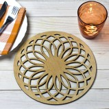 Flower Of Life Place Mats