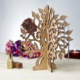 Cherry Tree Jewellery Stand