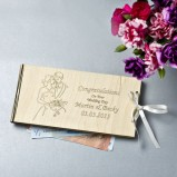 Groom & Bride Money Gift Envelope