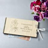Groom & Bride Money Gift Envelope