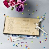 Personalised Money Gift Envelope for Special Occasion