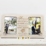 Parent Wedding Gift Personalised Photo Frame