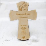 Personalised Angel Cross