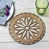 Lotus Flower Placemats Set