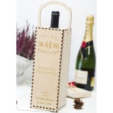 Vitage Personalised Wine Gift Box