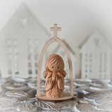 Spiritual Ceramic Guardian Angel