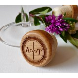 Infinity Personalised Wine Bottle Stopper