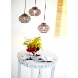 Trio of Scandinavian Ceiling Light