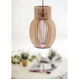 Rome Wooden Ceiling Light
