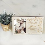 Personalised Photo Frame Mother Of The Bride