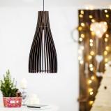 Retro Style Black Ceiling Light