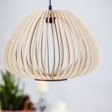 Monik Wooden Ceiling Light