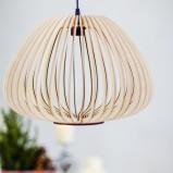 Monik Wooden Ceiling Light
