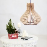 Donna Wooden Ceiling Light